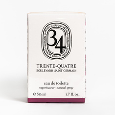 Т.вода 34 blvd st germain 50 ML Diptyque