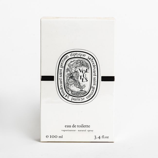 Т.вода Volutes 100 ml Diptyque
