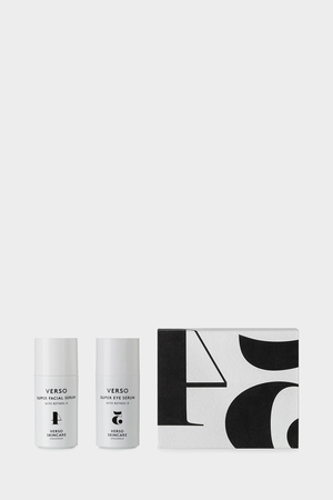 Набор Super Serum Series Verso Skincare