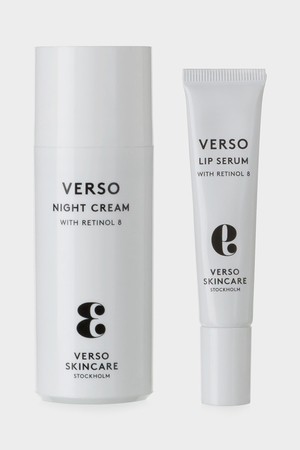 Набор Night Time Nourish Verso Skincare