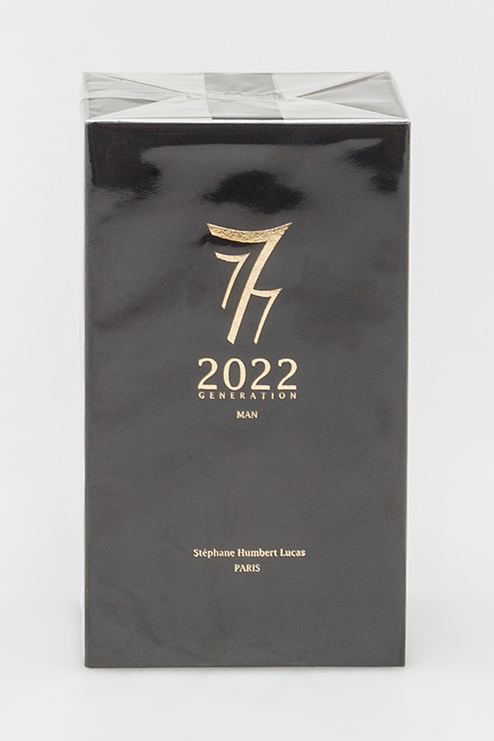 П.вода 777 2022 Generation Man 50 ml 777