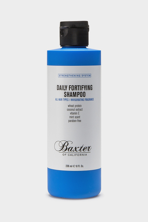 Укрепляющий шампунь Baxter of California Daily Fortifying Shampoo 236 ml. Baxter of California