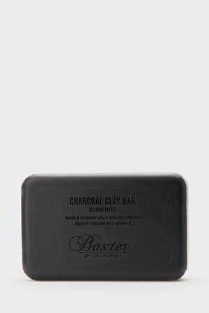 Мыло Deep Cleansing Bar Charcoal Clay Baxter of California