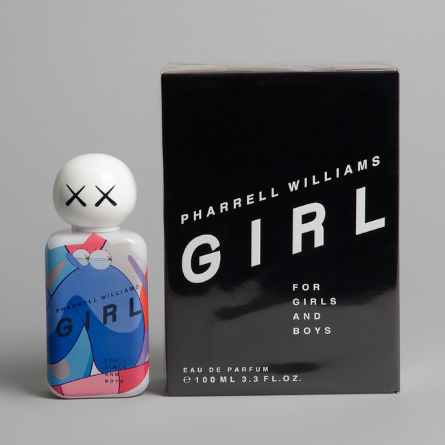 Т.вода GIRL - Pharrell Williams 100 ml Comme des Garcons Parfumes
