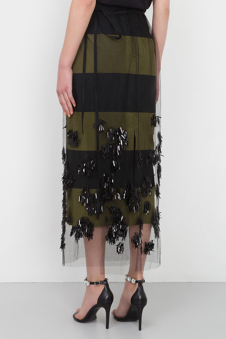Юбка Dries Van Noten