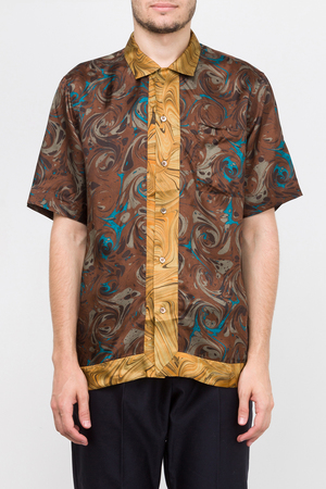 Рубашка Dries Van Noten