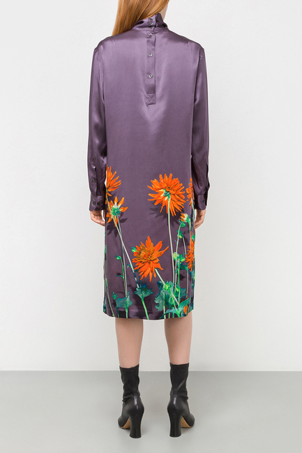 Платье Dries Van Noten