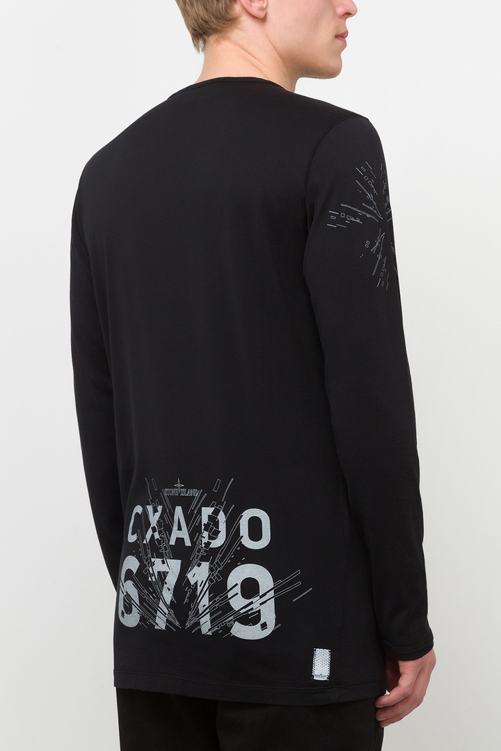 Футболка Stone Island Shadow Project