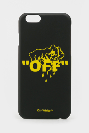 Чехол д/iphone OFF-WHITE